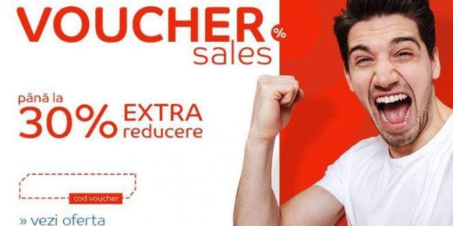 Voucher eMAG pentru super reducere la toate produsele