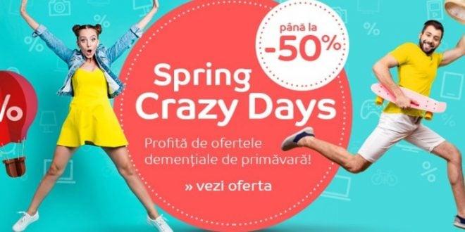 eMAG Spring Crazy Days