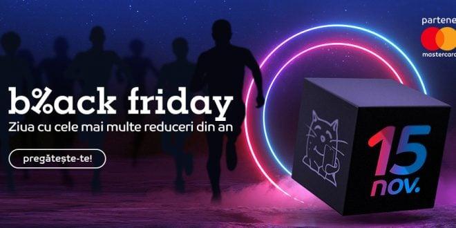 Black Friday eMAG-ziua cu cele mai mari reduceri din an