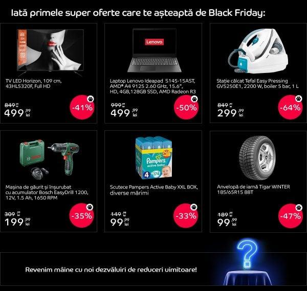 oferte produse emag de Black Friday 2019