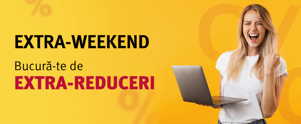 reducere Altex weekend