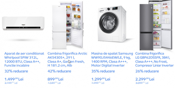 Promotii eMAG Crystmas in July 2020