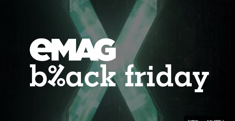 emag black friday 13 noiembrie